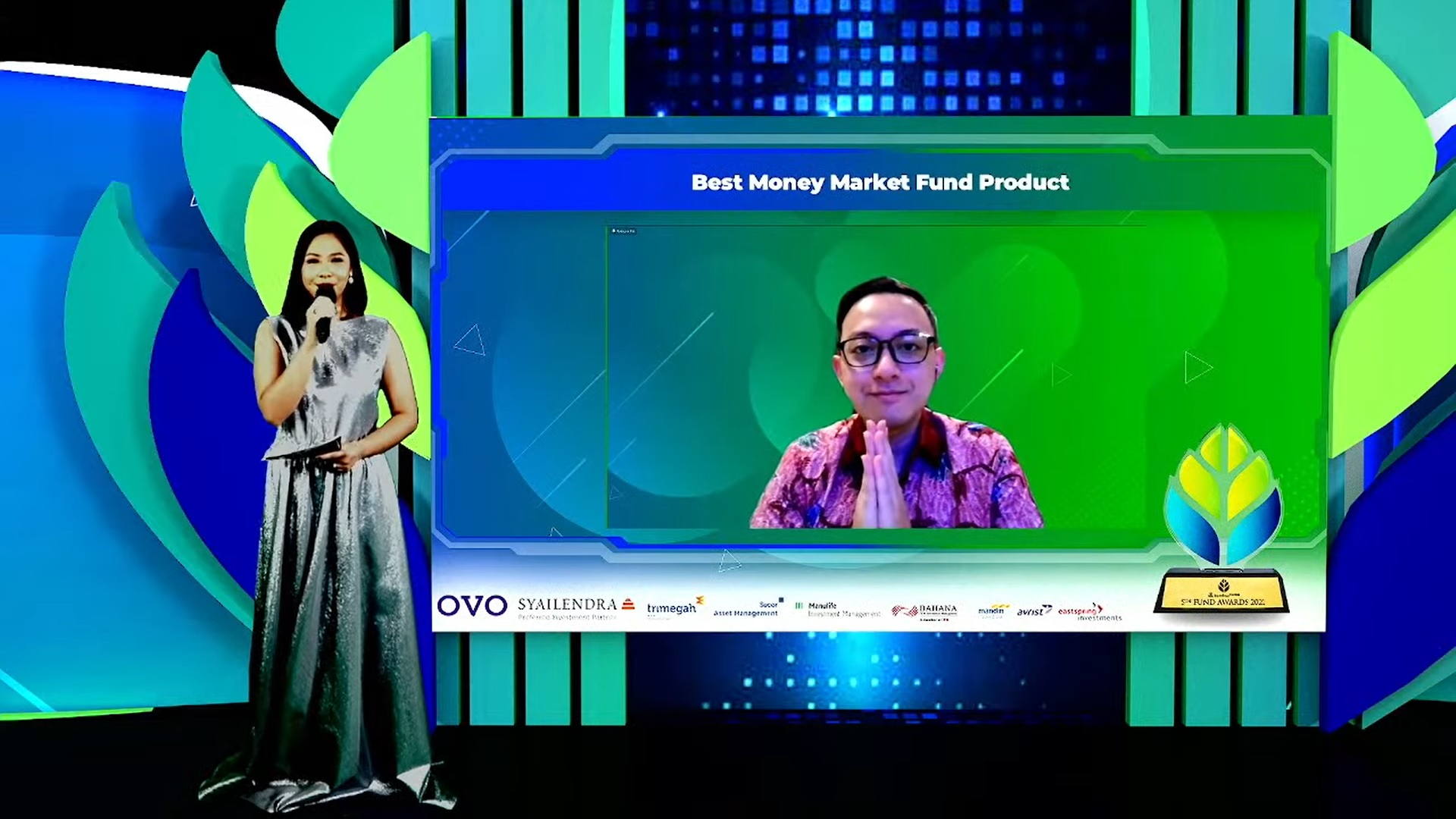 Juara Bareksa-Kontan 5th Fund Awards 2021, Begini Kinerja Reksadana Pasar Uang Syailendra Capital