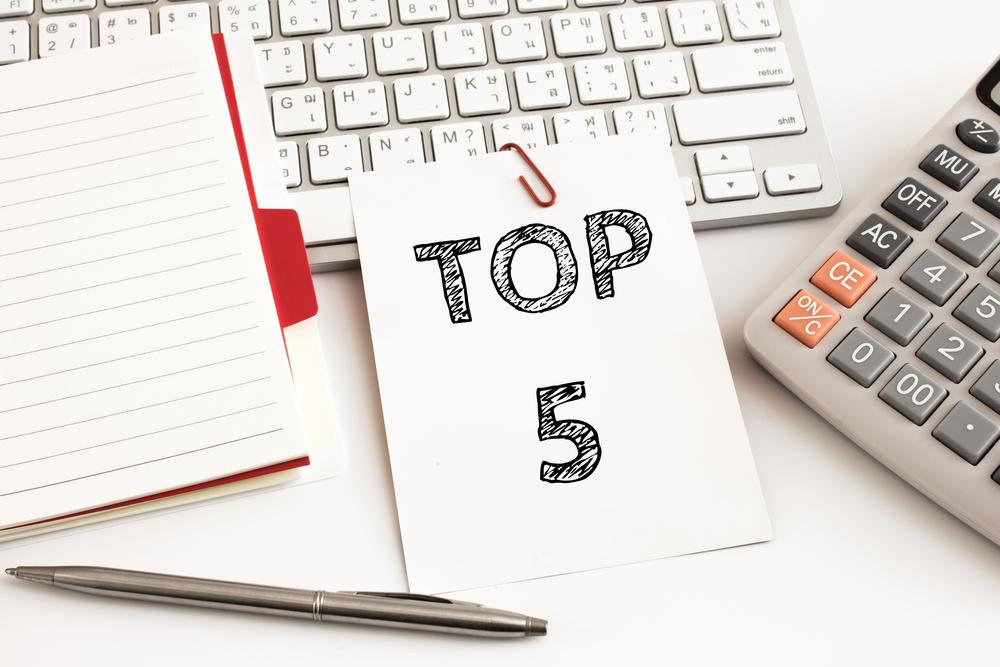 Top 5 Reksadana Pasar Uang Kelolaan Terbesar September 2021