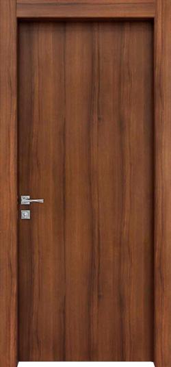 דלתות פנים מסדרת דלת פנים מסוג יוניק קלאסיק אגוז 3 דיפ של פנדור