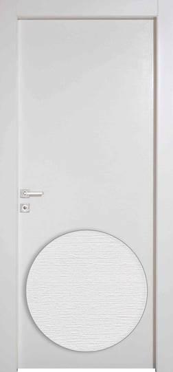 דלתות פנים מסדרת דלת פנים מסוג יוניק אקסקלוסיב לינופינו לבן של פנדור