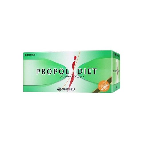 SHIMIZU Propol Diet Konjac Rapidly Disintegrating Tablets 40pcs