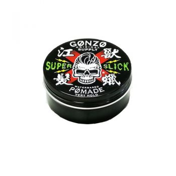 GONZO Original Supply Super Slick Water Based Pomade 130g