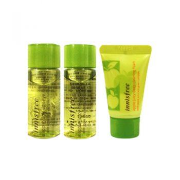 INNISFREE Apple Juicy Special Cleansing 3 Item Kit