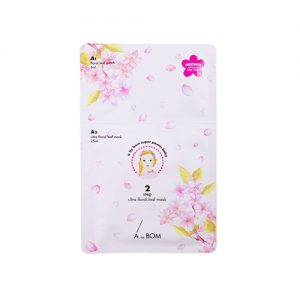 A BY BOM 2-Step Super Power Baby Ultra Floral Mask 5pcs