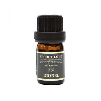 DIONEL Secret Love Feminine Hygiene Perfume Cleanser Black Edition 5ml