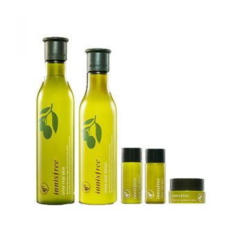 INNISFREE Olive Real Special Care 5 Item Set