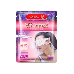 ROREC Lavender Soothing Steam Fever Eye Mask 1 pc