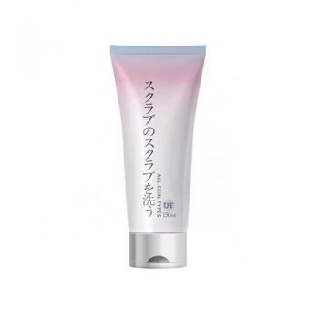 UH Whitening Moist Cleansing Scrubing Cream 150ml