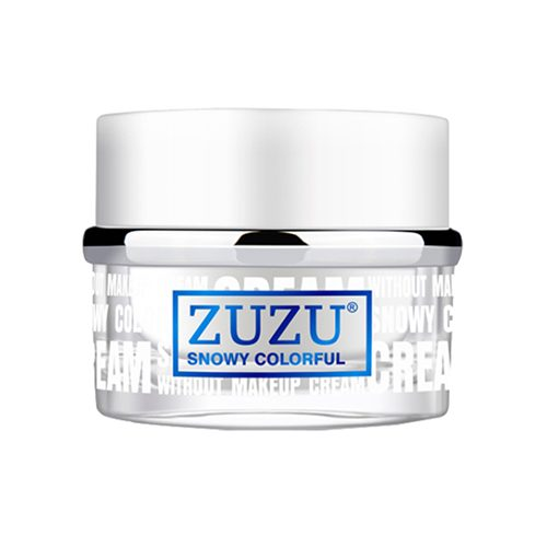 ZUZU Snowy Colorful Without Makeup Cream 50g