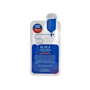 MEDIHEAL N.M.F Aquaring Ampoule Mask 10pcs