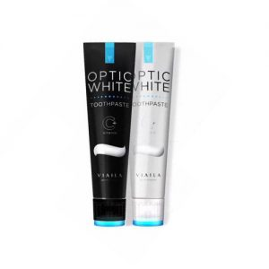 VIAILA Optic White Toothpaste 2 Item Pack