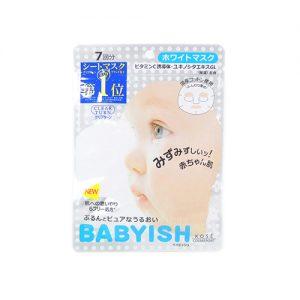 KOSE Babyish Mask 7pcs