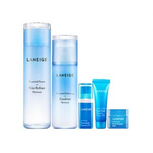 LANEIGE Basic Duo Moisture 5 Item Set