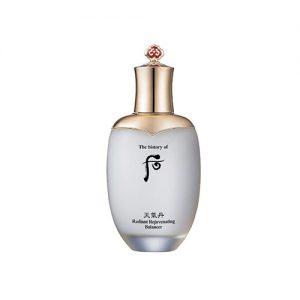 THE HISTORY OF WHOO Cheongidan Radiant Rejuvenating Balancer 150ml