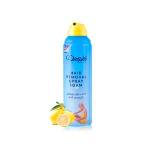 DIMPLES Hair Removal Spray Foam 200ml