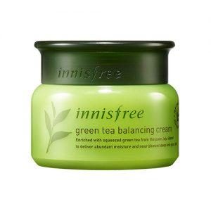 INNISFREE Green Tea Balancing Cream 50ml