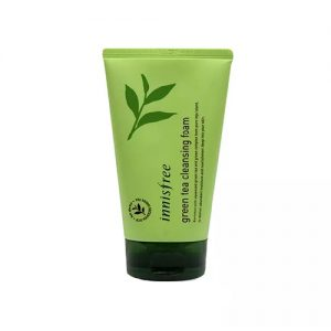 INNISFREE Green Tea Cleansing Foam 150ml