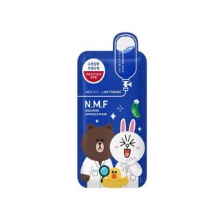 MEDIHEAL Line Friends Ampoule Mask 10pcs