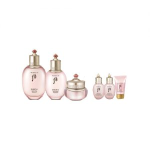 THE HISTORY OF WHOO Gongjinhyang Soo Special 6 Item Set