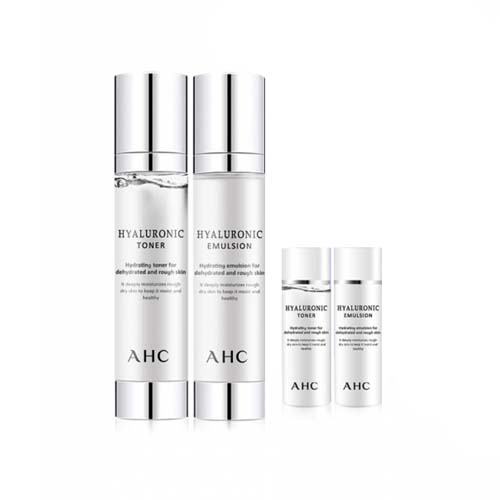 A.H.C Hyaluronic Skin Care 2 Set