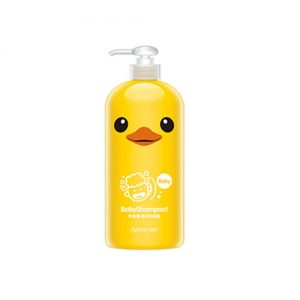 AGAINST24 Rubber Duck Baby Shampoo 650ml