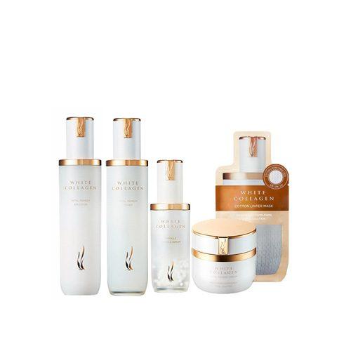 AHC White Collagen Skin Care 9 Item Set