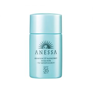 ANESSA Essence UV Sunscreen Mild Milk Blue