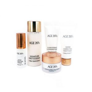 AGE 20S Water Correcting 5 Item Kit