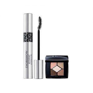 DIOR Diorshow Iconic Overcurl Mascara & Eyeshadow Palette 2 Item Set