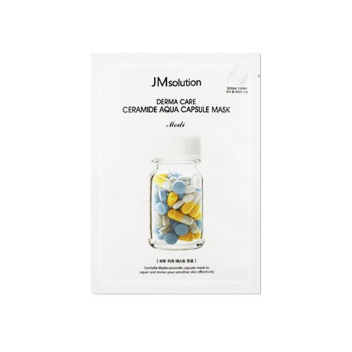 JM-SOLUTION-Derma-Care-Ceramide-Aqua-Capsule-Mask-10pcs