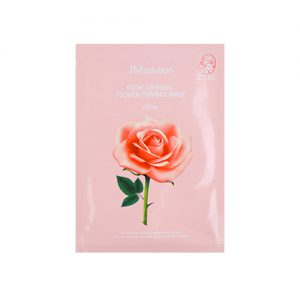 JM SOLUTION Glow Luminous Flower Firming Mask Rose 10pcs