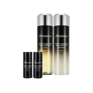 JM SOLUTION Honey Luminous Royal Propolis Skin Care 4 Item Set