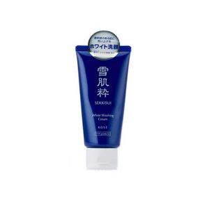 KOSE Sekkisui White Washing Cream 130g