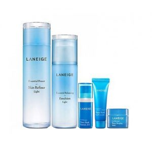 LANEIGE Basic Skincare Light Duo 5 Item Set