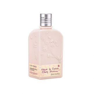LOCCITANE Cherry Blossom Shimmering Body Lotion 250ml
