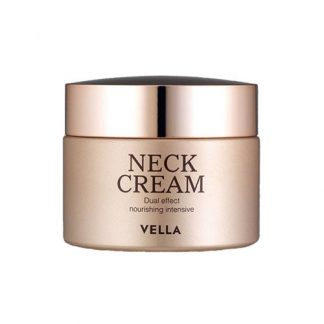 VELLA Neck Cream Dual Effect Nourishing Intensive 50ml