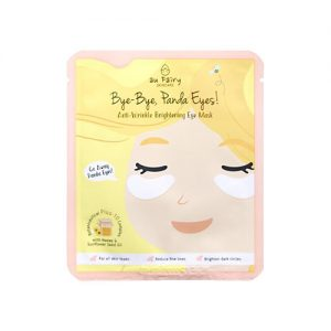 AU FAIRY Bye-bye Panda Eyes Anti-Wrinkle Brightening Eye Mask 3pcs