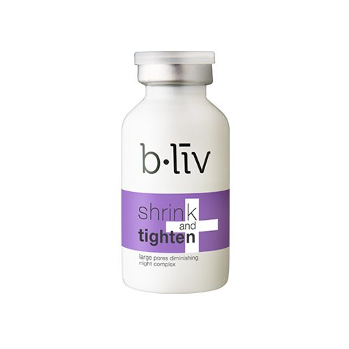 B LIV Shrink and Tighten Large Pores Diminishing Night Complex 15ml