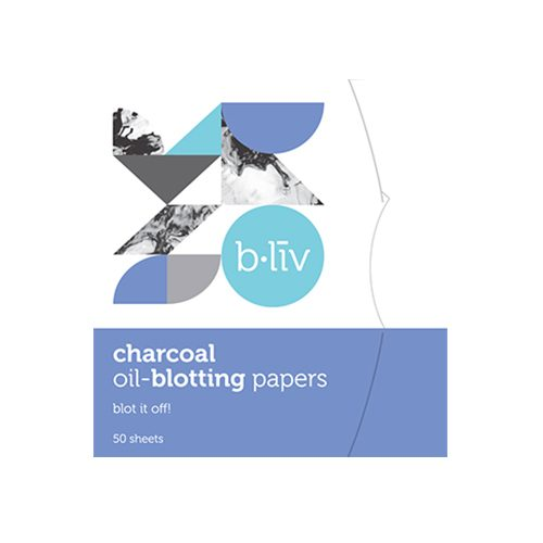 B LIV Oil-Blotting Papers 50pcs