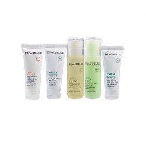 BEAUBELLE Dew For Moisture Swiss 5 Item Kit