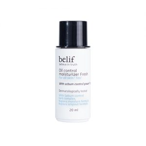 BELIF Oil Control Moisturizer Fresh 20ml