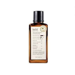 BELIF The True Tincture Of Chamomile 75ml