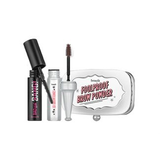 BENEFIT COSMETICS TT Brows On Lash Out Fall Faves Brow 3 Item Set