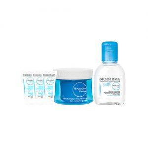BIODERMA Hydrabio Deep Hydration Night 5 Item Value Pack