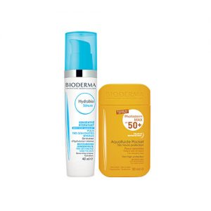 BIODERMA Hydrate & Protect 2 Item Value Set (A)