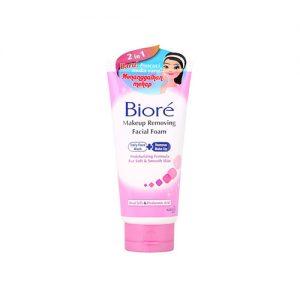 BIORE Makeup Removing Facial Foam 100g