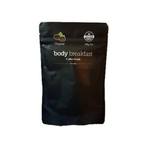 BODY BREAKFAST Coffee Scrub 200g