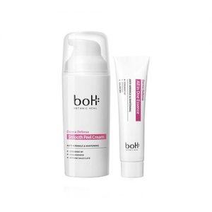 BOTANIC HEAL BOH Derma Defense Smooth Peel Cream 2 Item Set