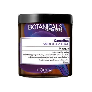 BOTANICALS BY LOREAL PARIS Camelina Smooth Ritual Masque 200ml
