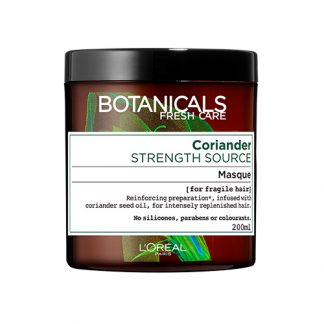 BOTANICALS BY LOREAL PARIS Coriander Strength Source Masque 200ml